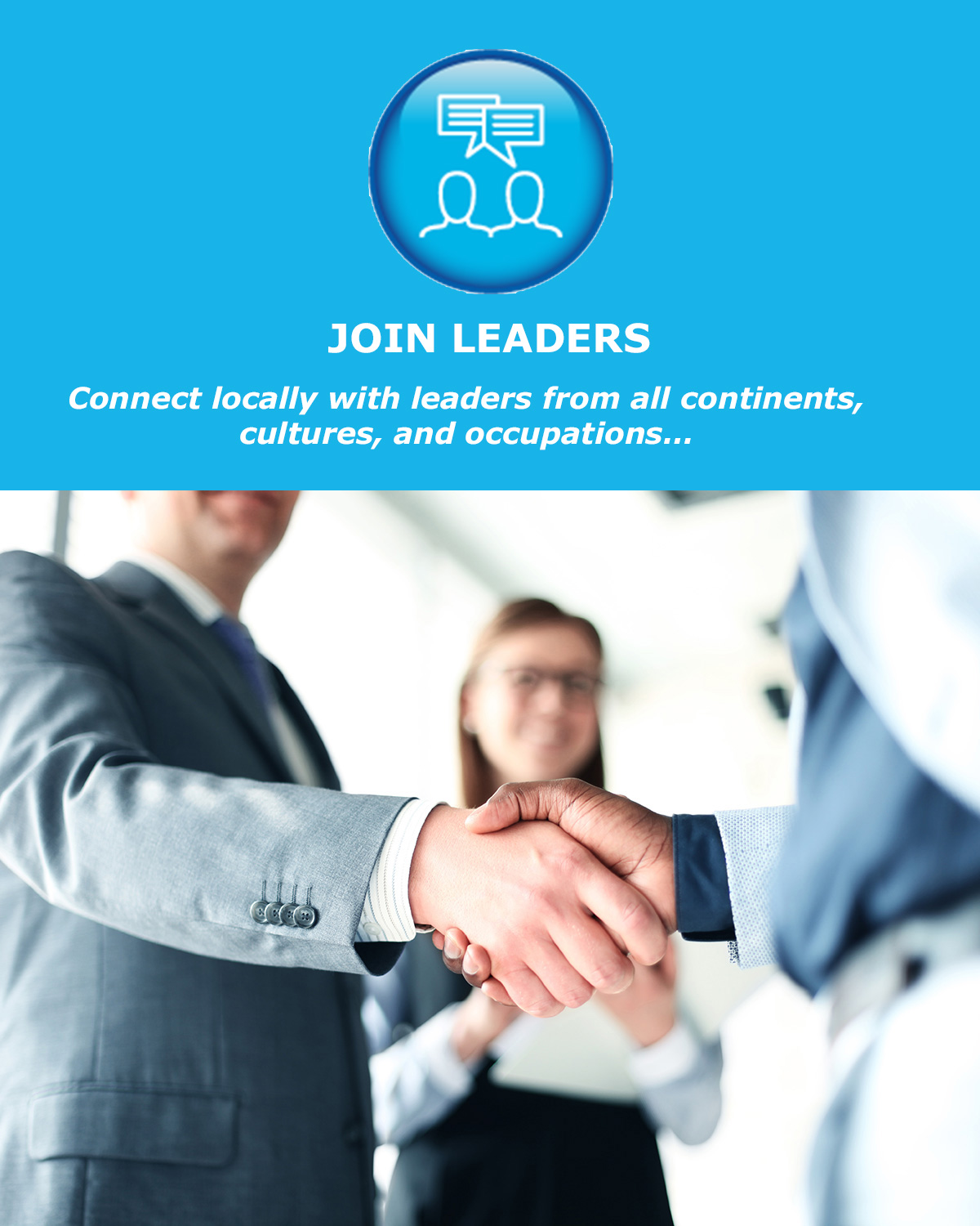 JOIN LEADERS