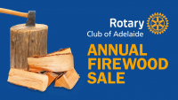 Annual Firewood Sale